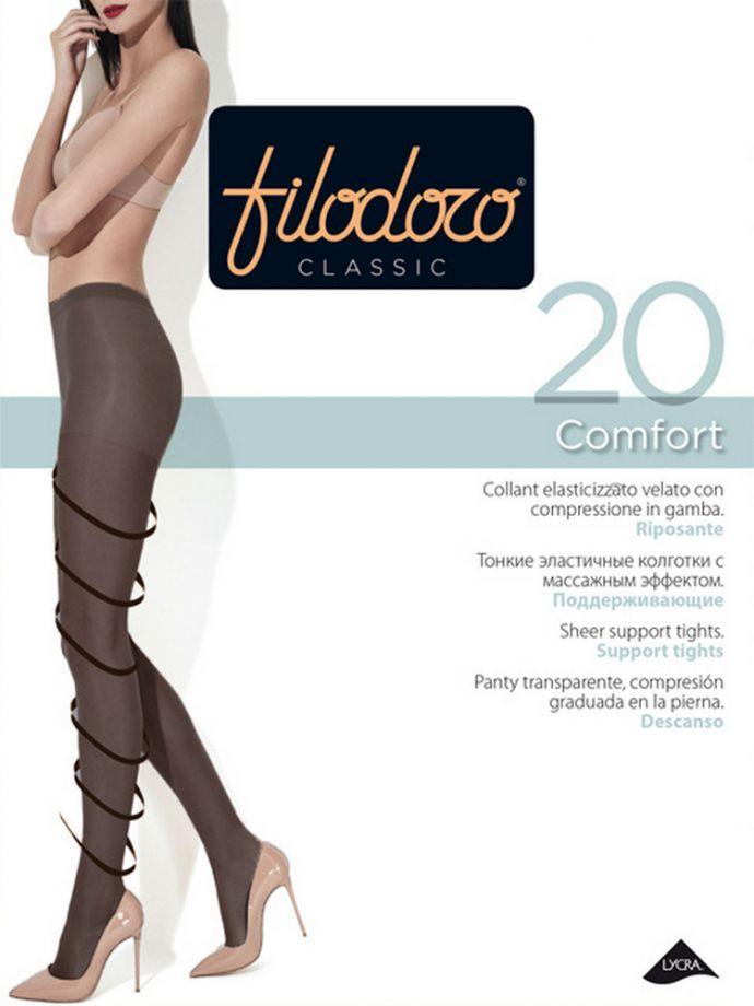колготки FILODORO Comfort 20