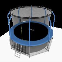 Батут i-Jump Elegant 16ft blue (4,88 м)