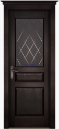 Дверь Валенсия структур. ВЕНГЕ