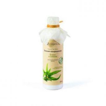 ОрганикЗон - Бальзам Блеск и сияние для окрашенных волос