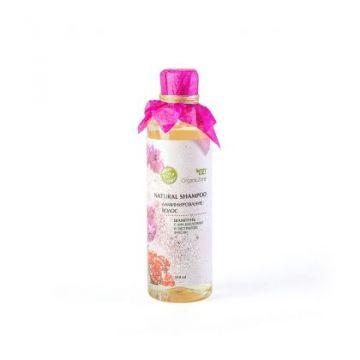 ОрганикЗон - Шампунь с АНА-кислотами Ламинирование волос
