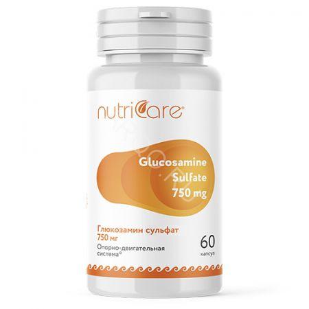 БАД Глюкозамин Сульфат 750 мг