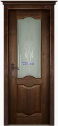 Дверь Ферара структур. АНТИЧНЫЙ ОРЕХ