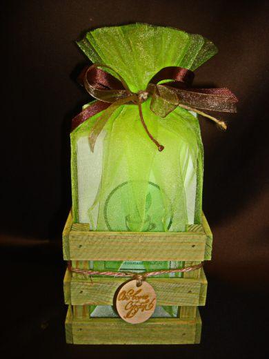 Ящик с чаем  - подарочный набор с чаем.