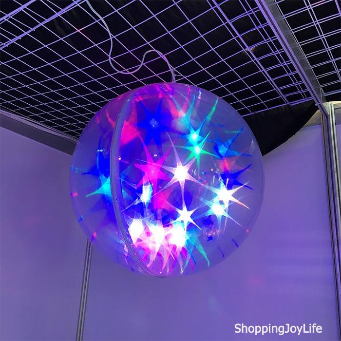 Эксклюзивный шар с LED светодиодами Ceiling Colourful Star Light