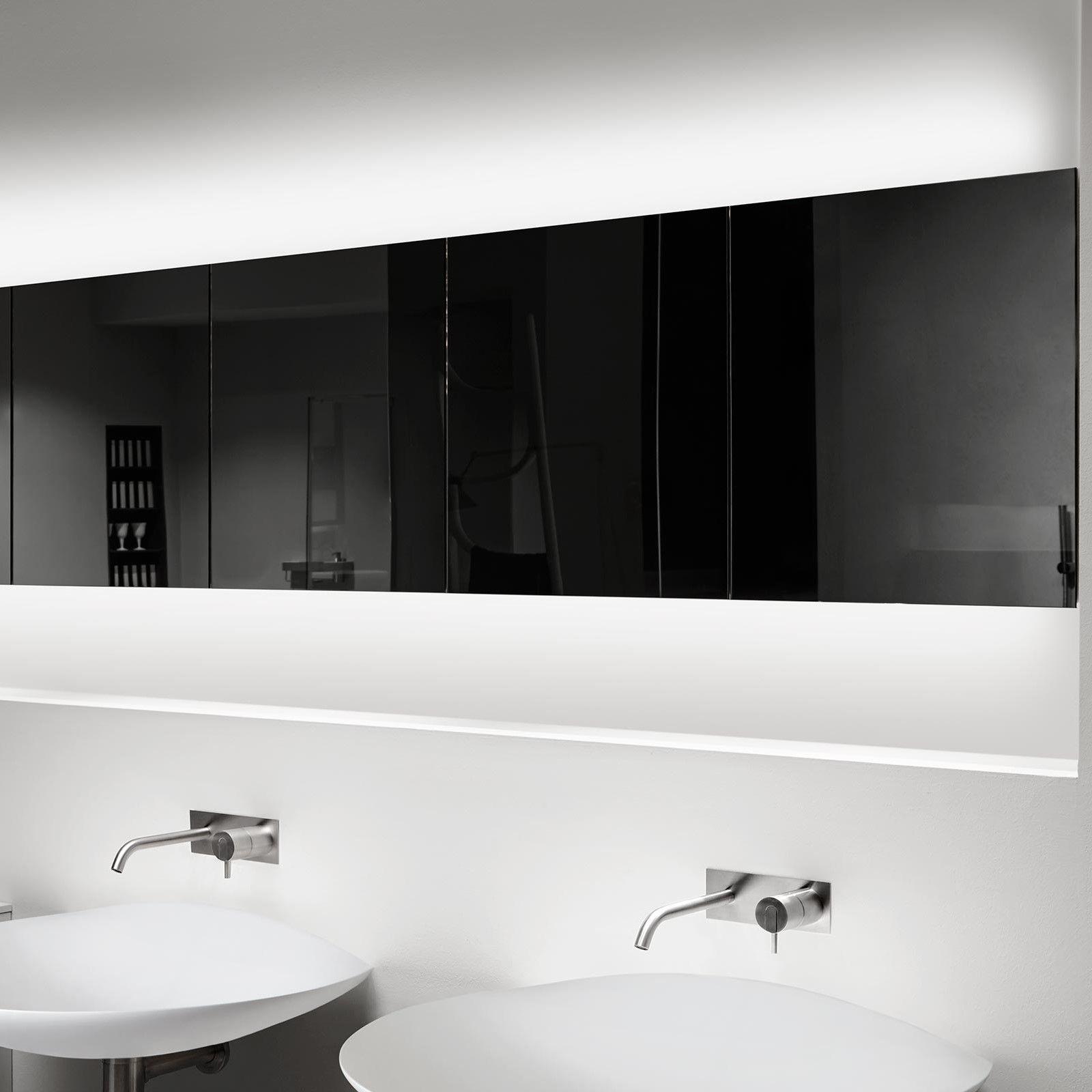 Зеркальный шкаф Antonio Lupi Mantra Mantra290 ФОТО