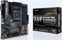 Материнская плата Asus TUF B450M-Pro Gaming Socket AM4