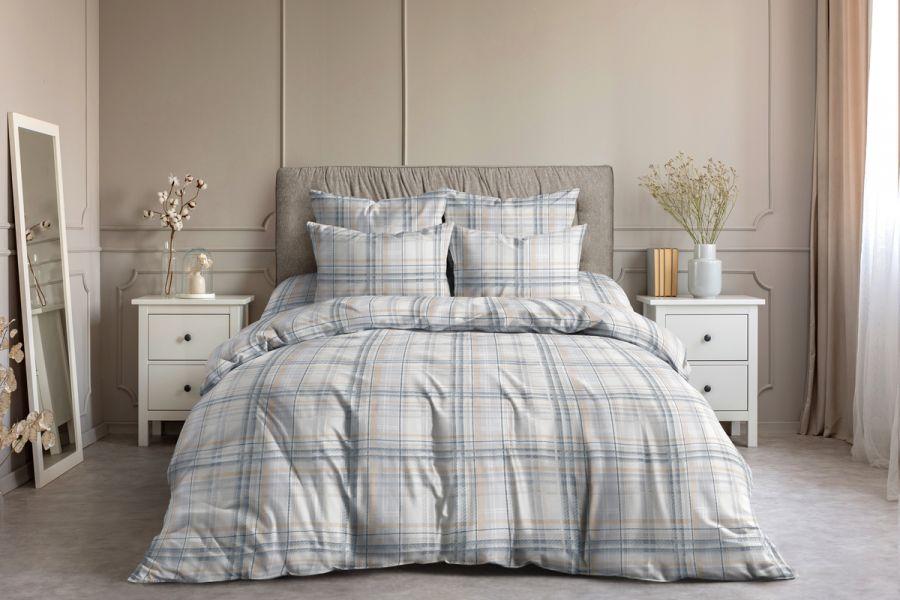 Поплин [серый] Гарди постельное белье