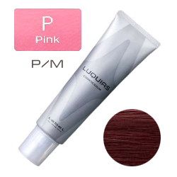 Lebel Luquias - Краска для волос тон P/M 150 мл