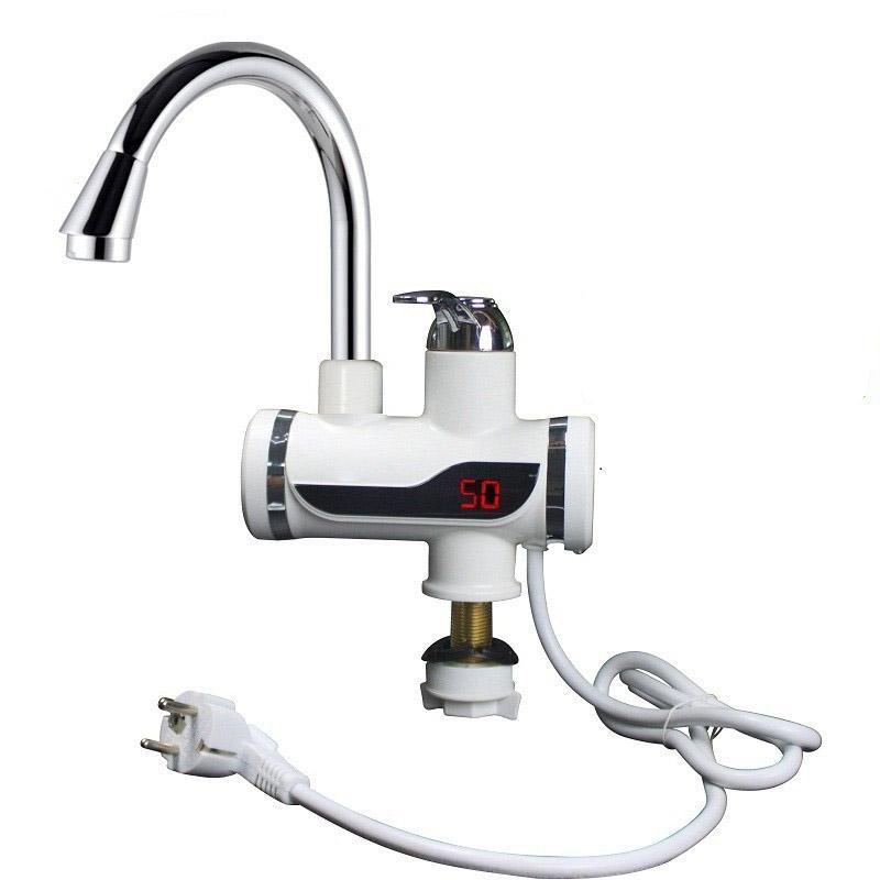 Проточный электрический водонагреватель