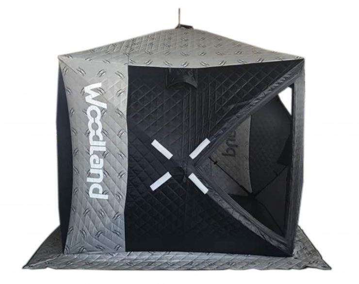 Палатка   зимняя WoodLand Ultra 200х200х200