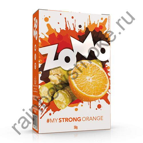 Zomo Strong Line 50 гр - Orange (Апельсин)