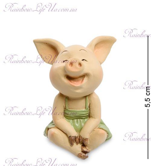 """Фигурка свинка """"Отличное настроение"""""""