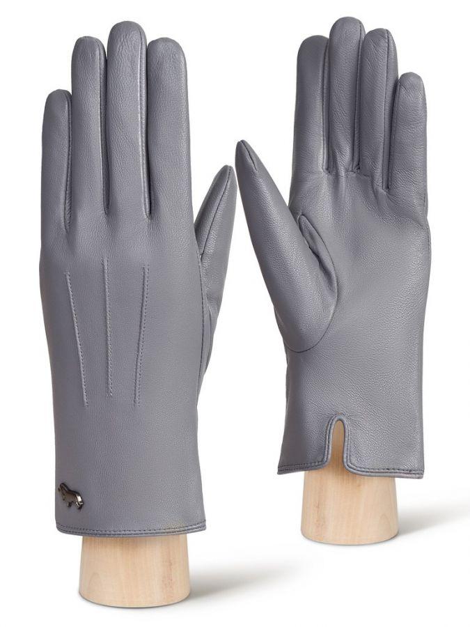 Кожаные женские перчатки LABBRA