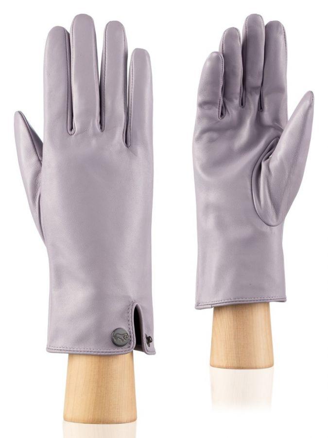 Лиловые женские перчатки LABBRA
