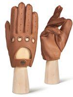 Водительские мужские перчатки ELEGANZZA