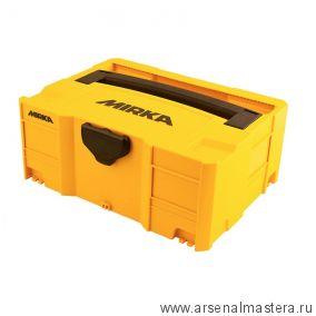 Пластиковый кейс  400 х 300 х 210 мм MIRKA MIN6533011