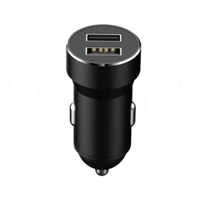 Автомобильное зарядное устройство WK WP-C21 с 2 USB