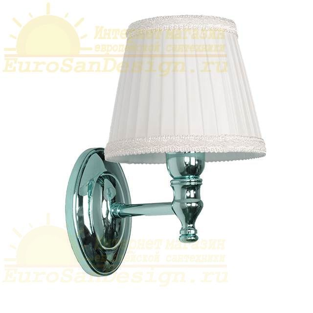 Лампа светильника Tiffany World Bristol TWBR039cr без абажура ФОТО