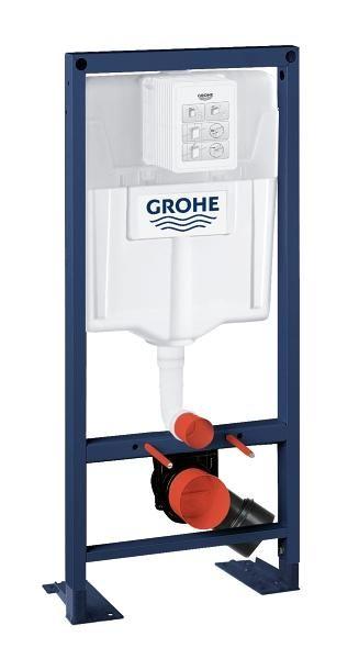 Инсталляция Grohe Rapid SL 38584 для унитаза ФОТО