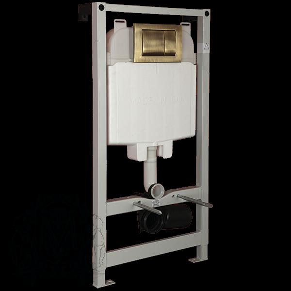 Система инсталляции Migliore Better Norm ML.BTR-27.660 для подвесного унитаза ФОТО