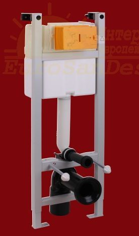 Система инсталляции Migliore Expert eve ML.EXE-27.664 для подвесного унитаза (крепление стена-пол ФОТО