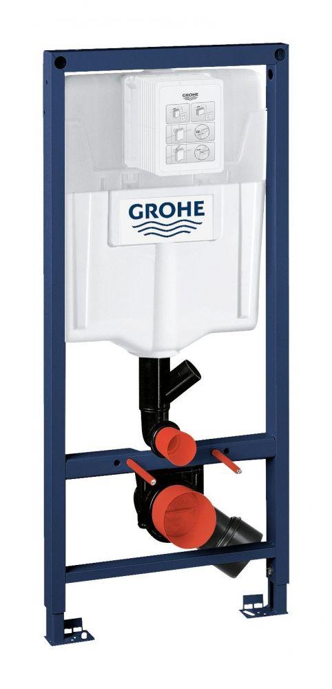 Инсталляция для подвесного унитаза Grohe Rapid SL 39002000 ФОТО