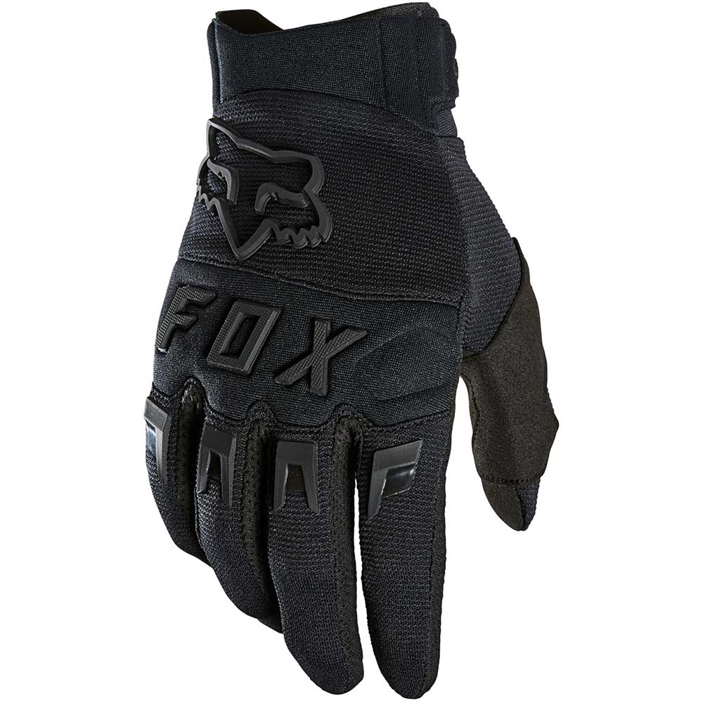 Fox 2021 Dirtpaw Black/Black перчатки