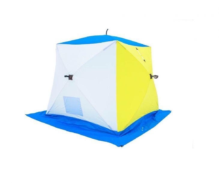 Палатка КУБ-2  СТЭК 1,5*1,5*1,8