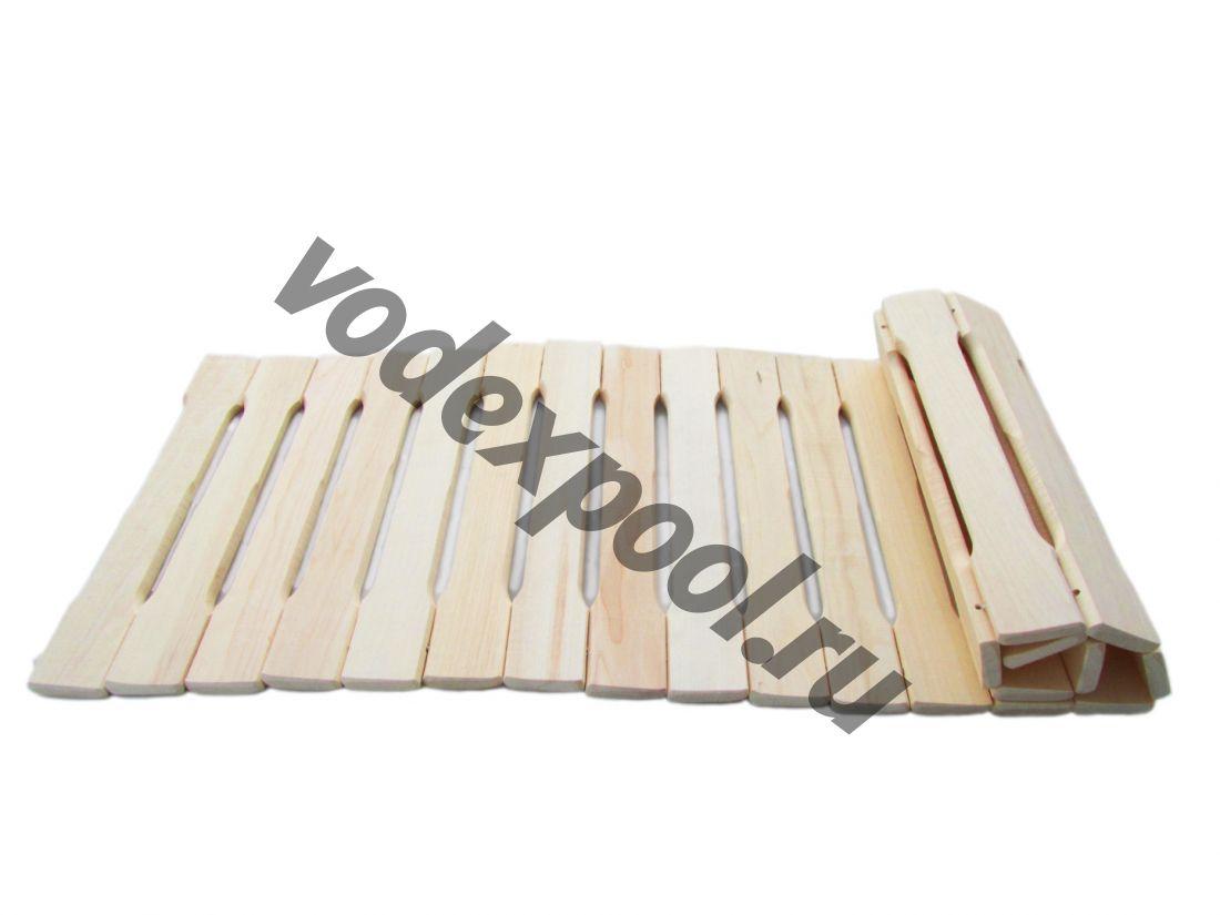 Коврик деревянный 40x120