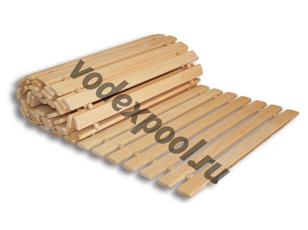 Коврик деревянный 40x160