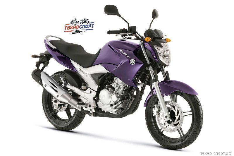 Мотоцикл Yamaha YS250 (Fazer) инжектор