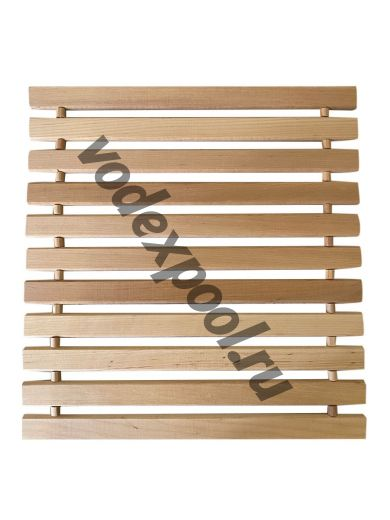 Трап деревянный широкий 50*80