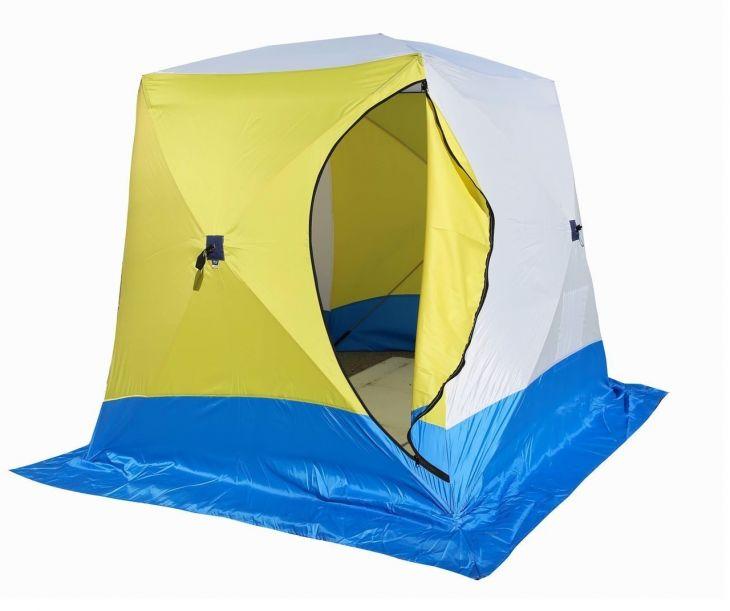 Палатка КУБ-3 СТЭК 2,2*2,2*1,8