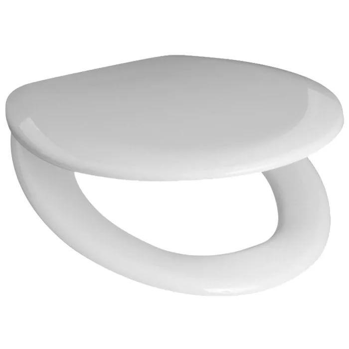 Сиденье для унитаза с крышкой Roca Mateo ZRU9302822 микролифт ФОТО