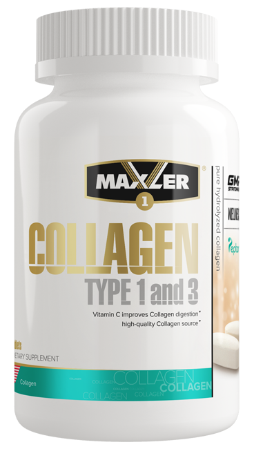Maxler - Collagen Type I & III