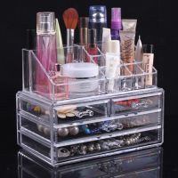 Акриловый органайзер для косметики Cosmetic Storage Box