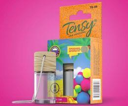 Ароматизатор жидкий бочонок в ассортименте Tensy цена, купить в Челябинске