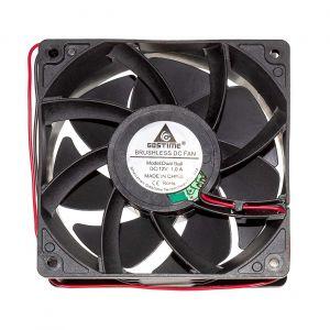Осевой вентилятор корпусной 120х120х38мм 12В 4500об./мин.