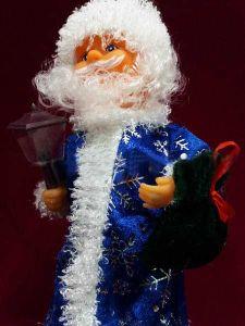 Дед Мороз музыкальный (29 см)