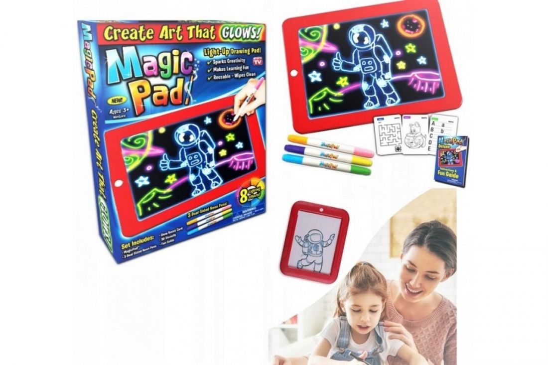 Magic Pad Магический планшет для рисования