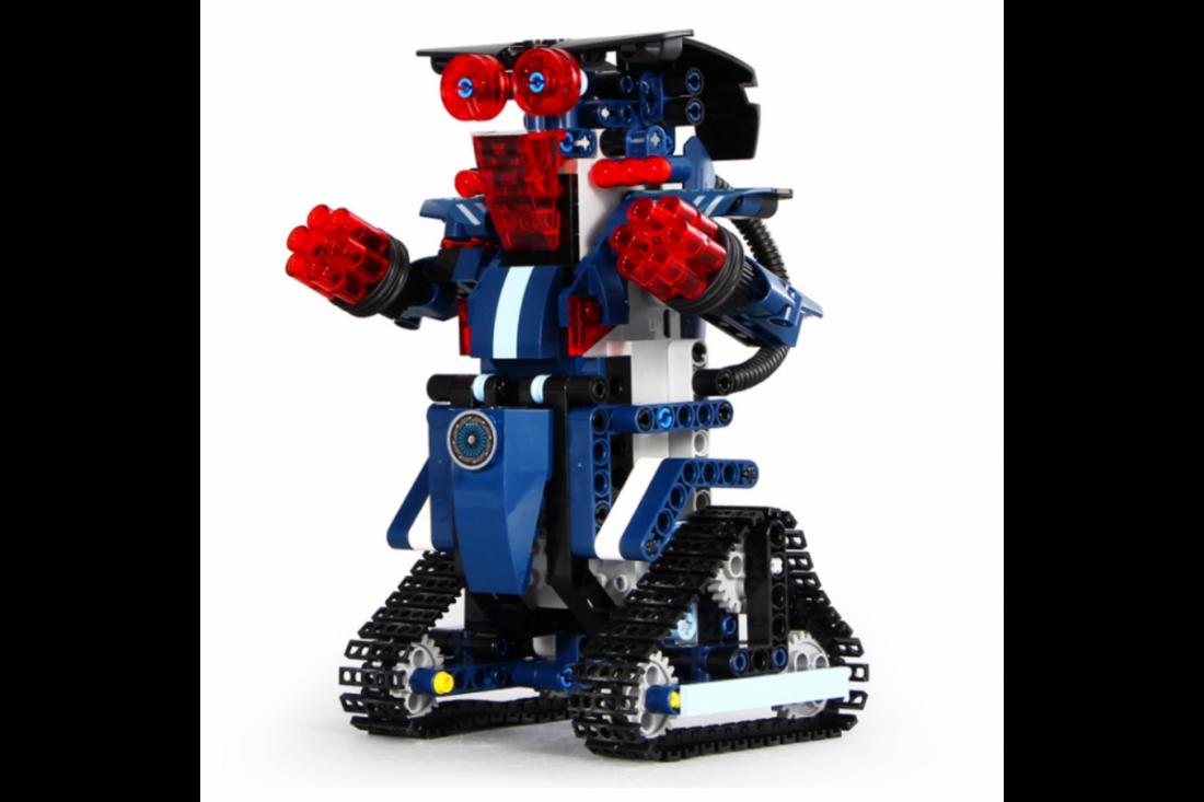 Mould king 13002-М2, конструктор робот на радиоуправлении 347 дет