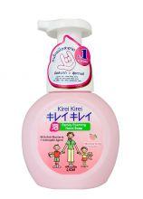 LION Мыло-пенка для рук Kirei Kirei антибактериальная Воздушное мыло, 250 мл