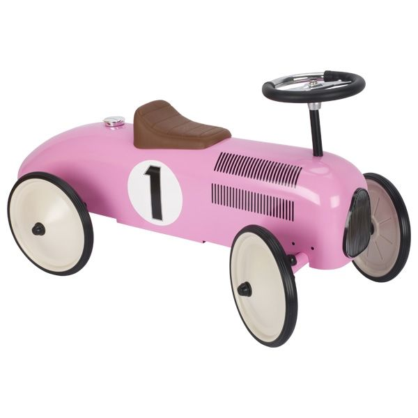 Машина-каталка металлическая GOKI 14168