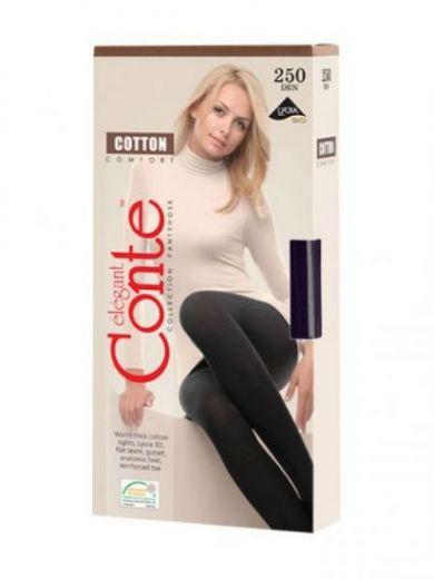 колготки CONTE Cotton 250