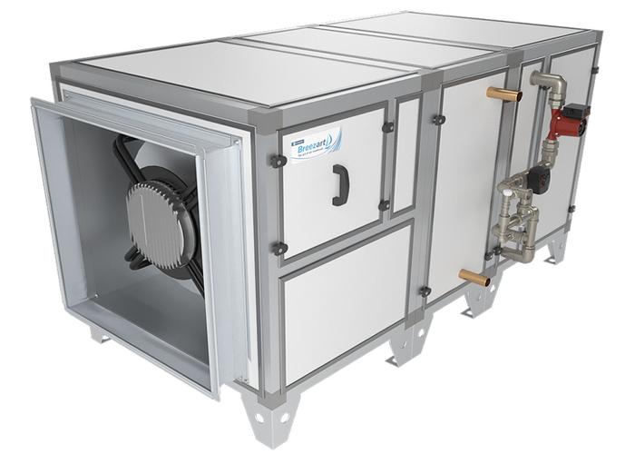 Приточная установка Breezart 8000 Aqua F