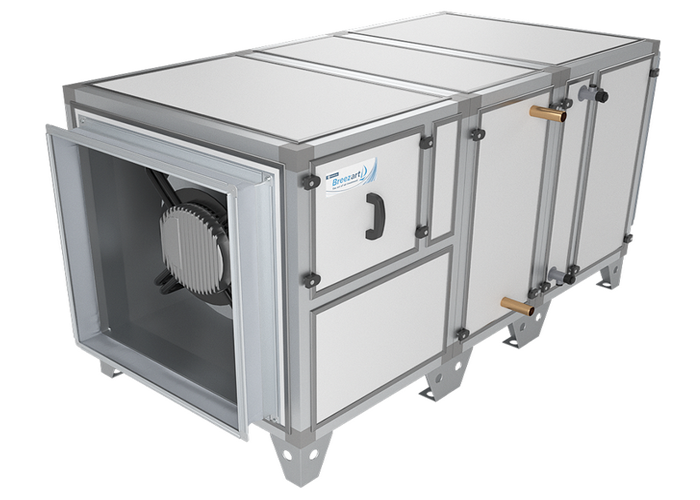Приточная установка Breezart 12000 Aqua F