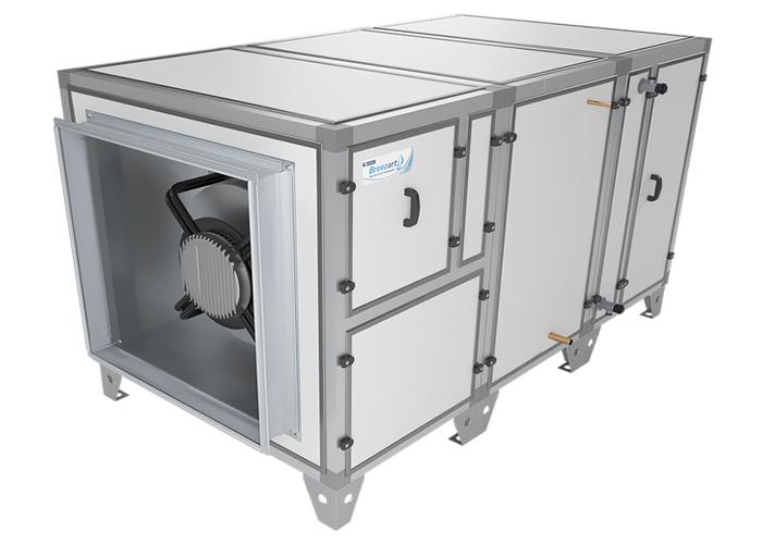 Приточная установка Breezart 16000 Aqua F