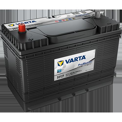 Автомобильный аккумулятор АКБ VARTA (ВАРТА) Promotive HD 605 102 080 31-900 H17 105Ач (9)