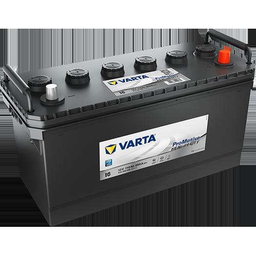 Автомобильный аккумулятор АКБ VARTA (ВАРТА) Promotive HD 610 050 085 I6 110Ач (0)